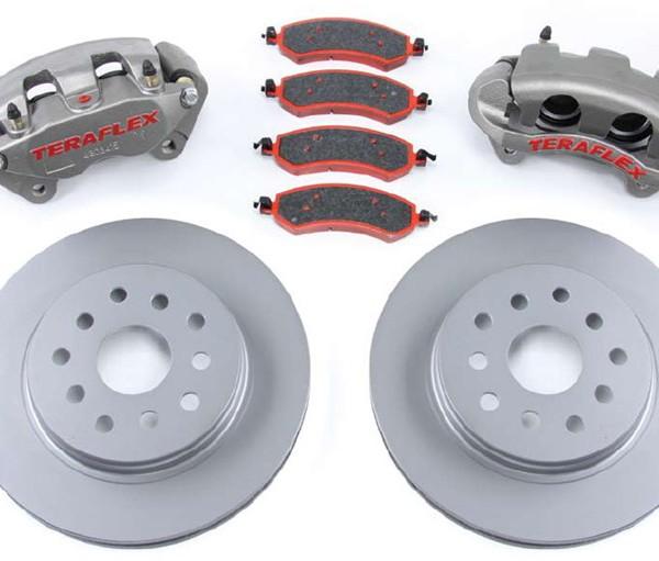 JK big brake kit