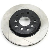 Slotted rotor